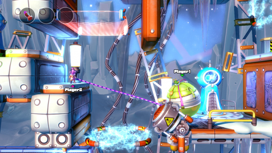 Shiftlings - Enhanced Edition Review - Screenshot 1 of 3