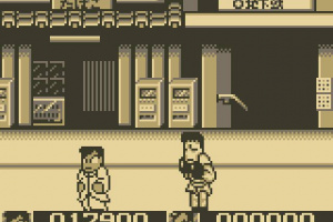 Double Dragon II Screenshot