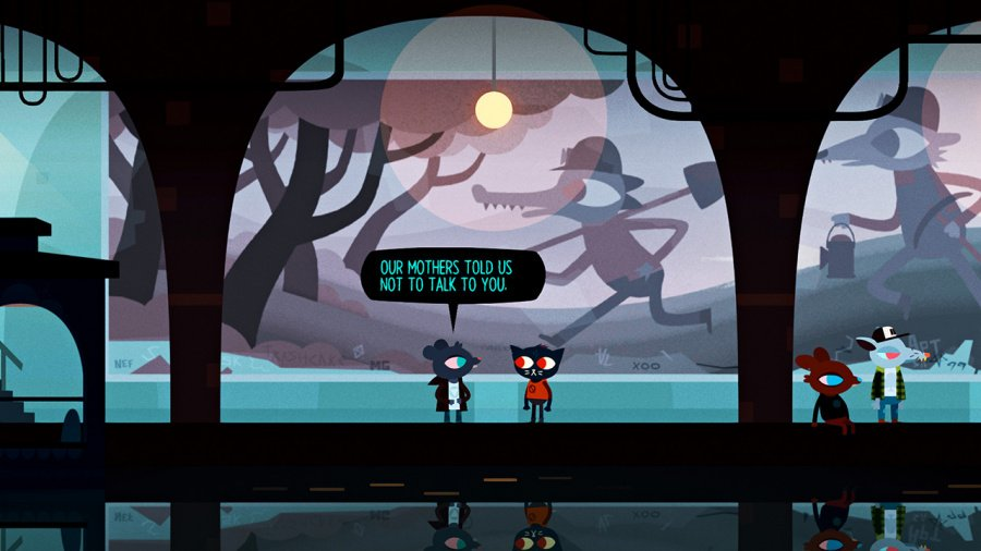 NSwitch DS Nightinthe Woods 04