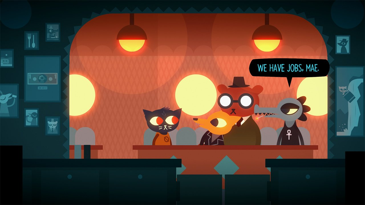 Night In The Woods Switch Eshop News Reviews Trailer