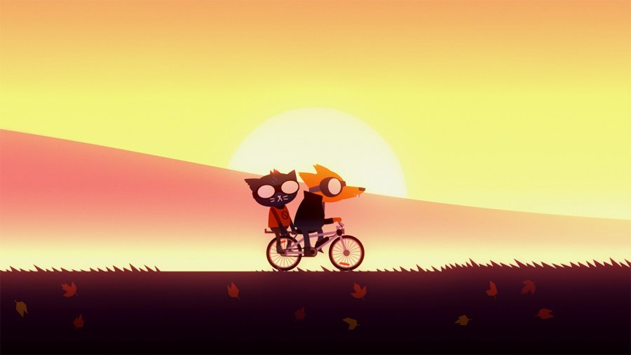 Night In The Woods Review - Screenshot 1 of 4