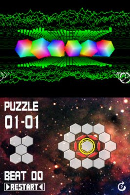 Honeycomb Beat Screenshot