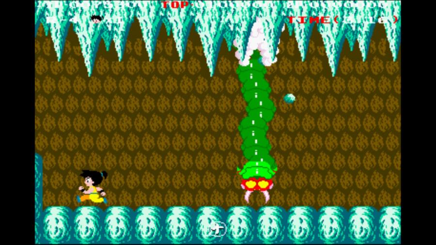 Arcade Archives Kid Niki Radical Ninja Review - Screenshot 1 of 5