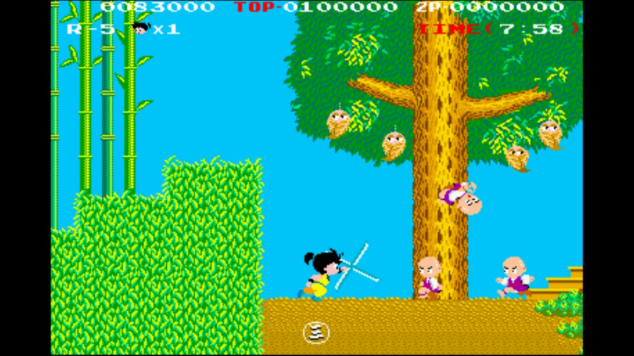 Arcade Archives Kid Niki Radical Ninja Review - Screenshot 3 of 5