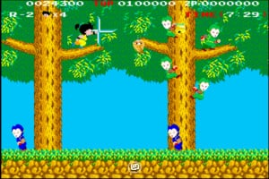 Arcade Archives Kid Niki Radical Ninja Screenshot