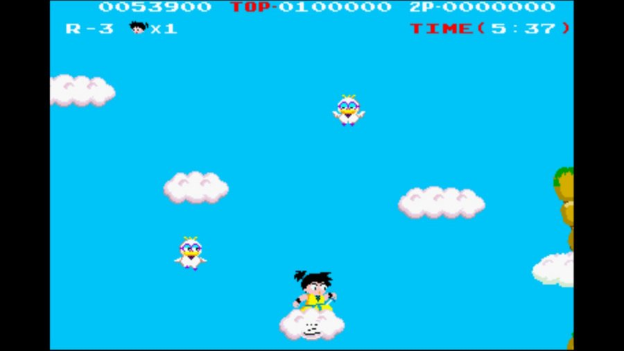 Arcade Archives Kid Niki Radical Ninja Review - Screenshot 4 of 5