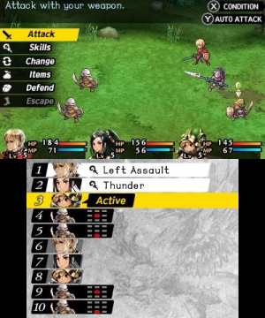 Radiant Historia: Perfect Chronology Review - Screenshot 5 of 8