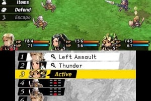 Radiant Historia: Perfect Chronology Screenshot