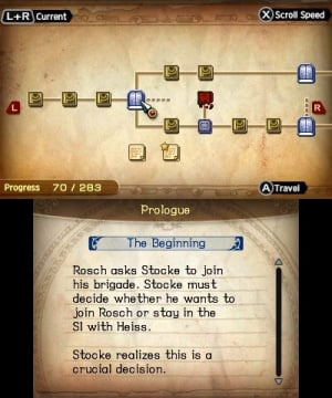 Radiant Historia: Perfect Chronology Review - Screenshot 2 of 8