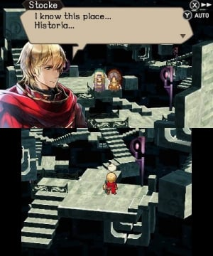 Radiant Historia: Perfect Chronology Review - Screenshot 3 of 8