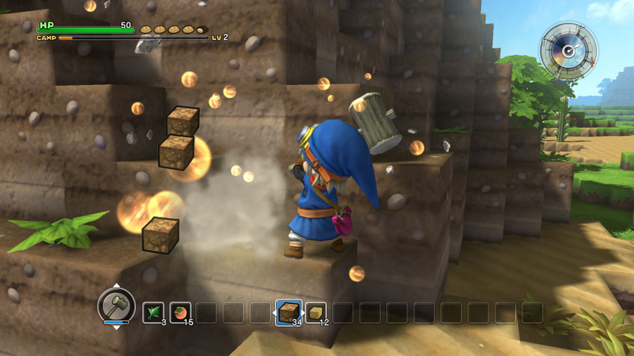 Dragon Quest Builders Review - Screenshot 1 of 4