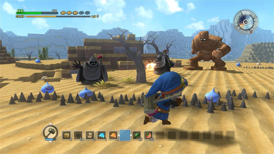Dragon Quest Builders Review - Screenshot 3 of 4