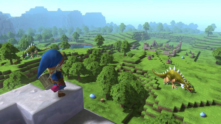Dragon Quest Builders Review - Screenshot 1 of 4