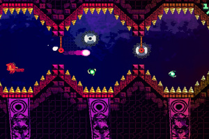ATOMIK: RunGunJumpGun Screenshot
