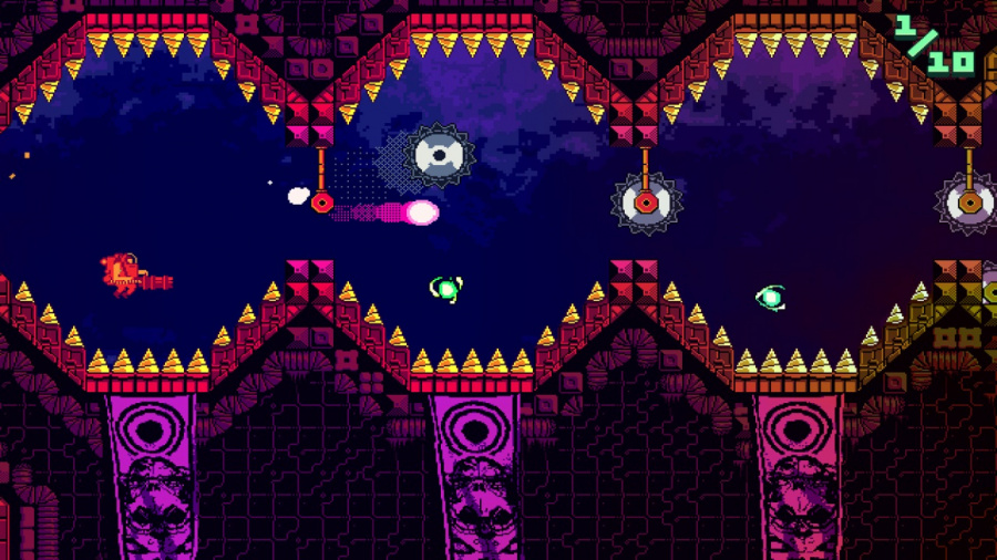 ATOMIK: RunGunJumpGun Review - Screenshot 3 of 3