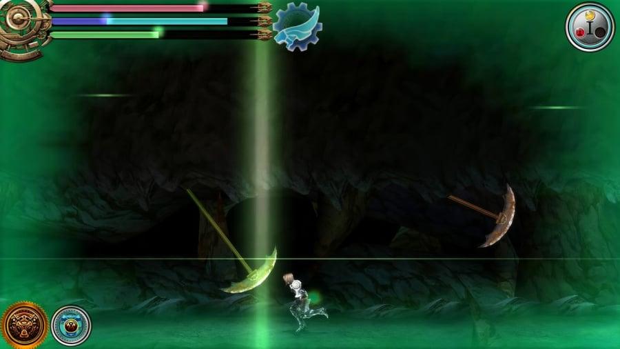 AeternoBlade Review - Screenshot 2 of 3