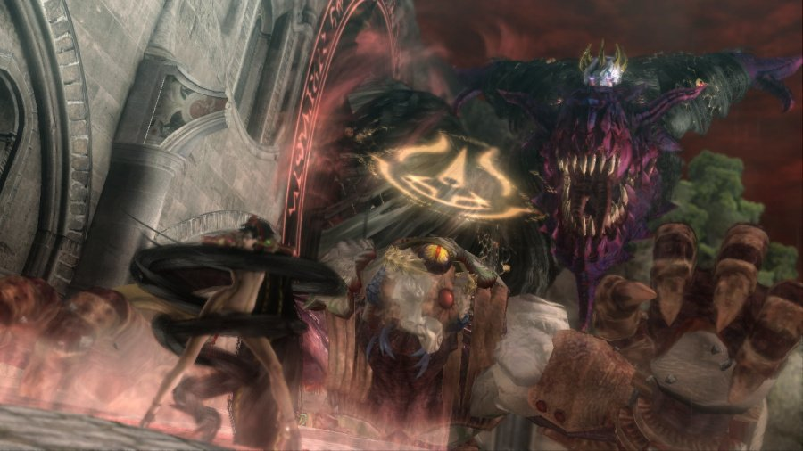 Bayonetta Review - Screenshot 3 of 4
