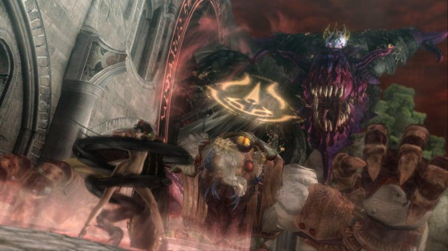 Bayonetta Review - Screenshot 1 of 4