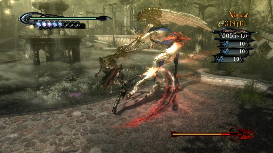 Bayonetta Review - Screenshot 1 of 4