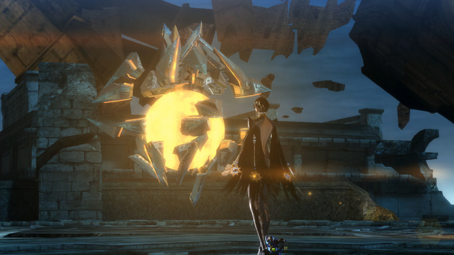 Bayonetta 2 Review - Screenshot 3 of 5