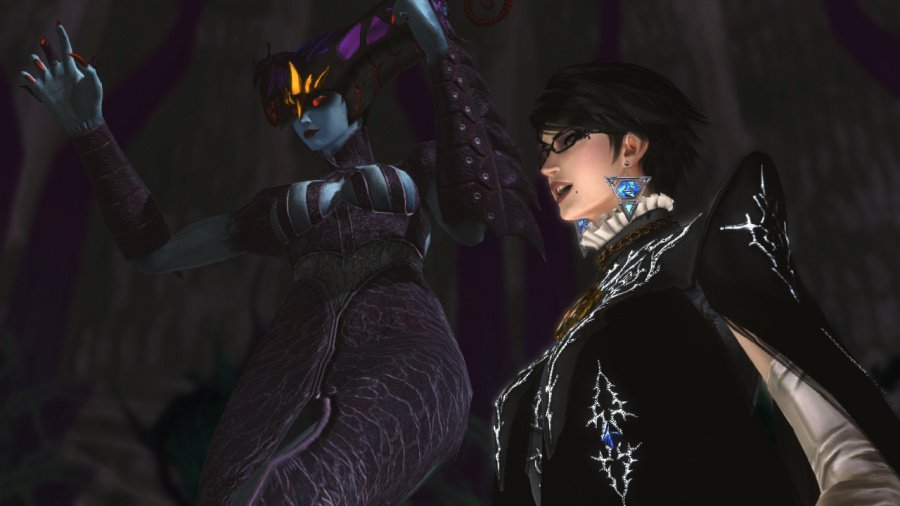 Bayonetta 2 Review - Screenshot 3 of 5
