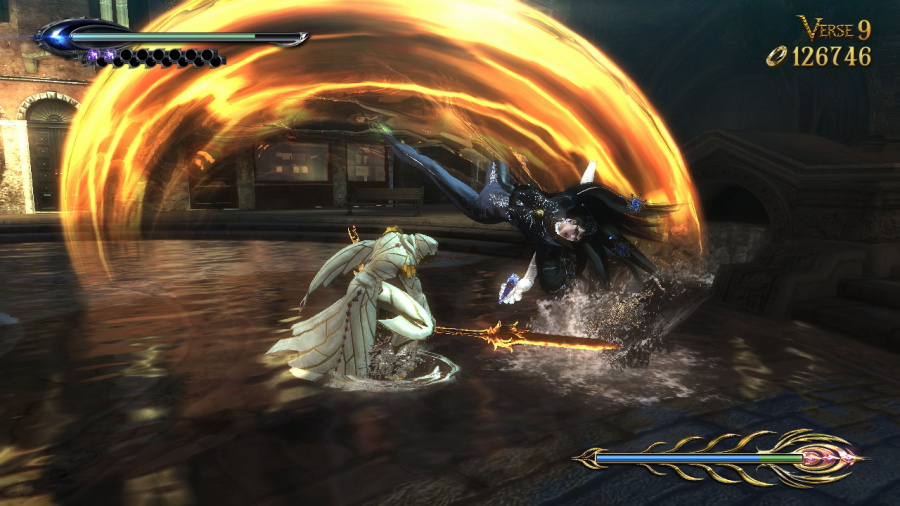 Bayonetta 2 Review - Screenshot 5 of 5