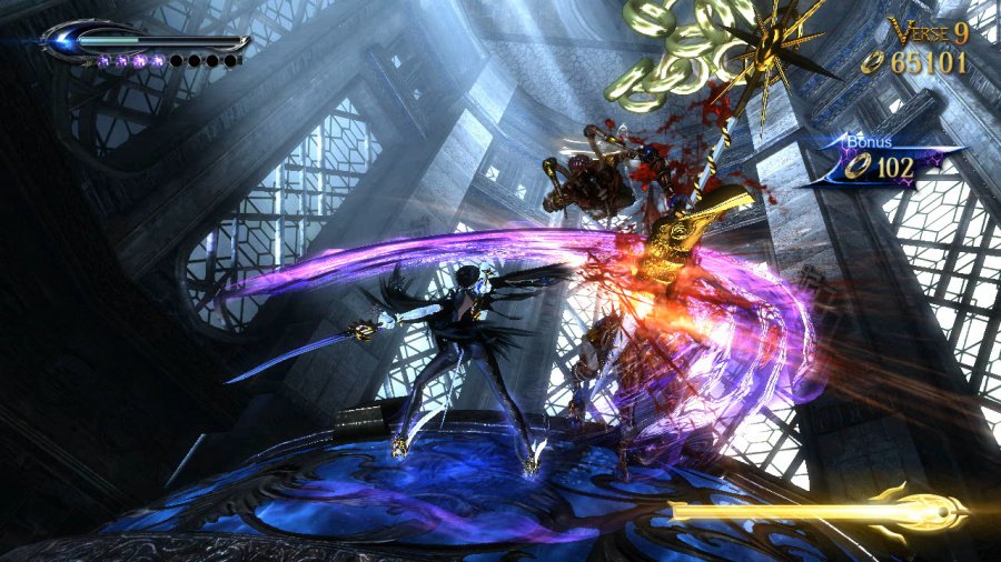 Bayonetta 2 Review - Screenshot 3 of 4