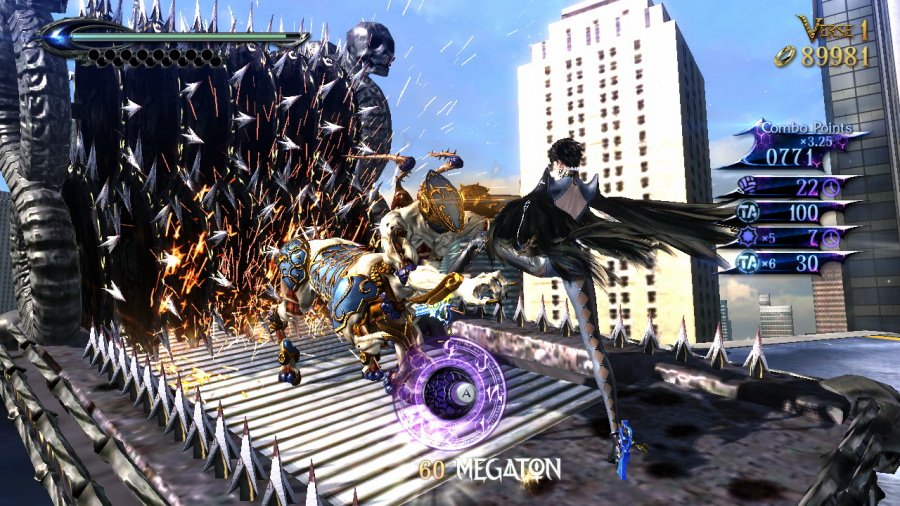 Bayonetta 2 Review - Screenshot 5 of 5
