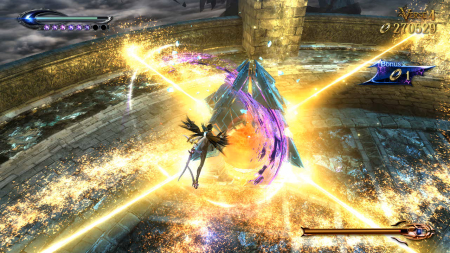 Bayonetta 2 Review - Screenshot 4 of 4