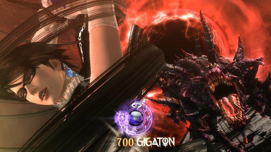 Bayonetta 2 Review - Screenshot 1 of 5