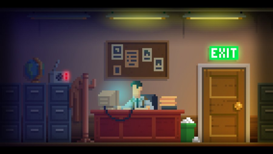 The Darkside Detective Review - Screenshot 1 of 3