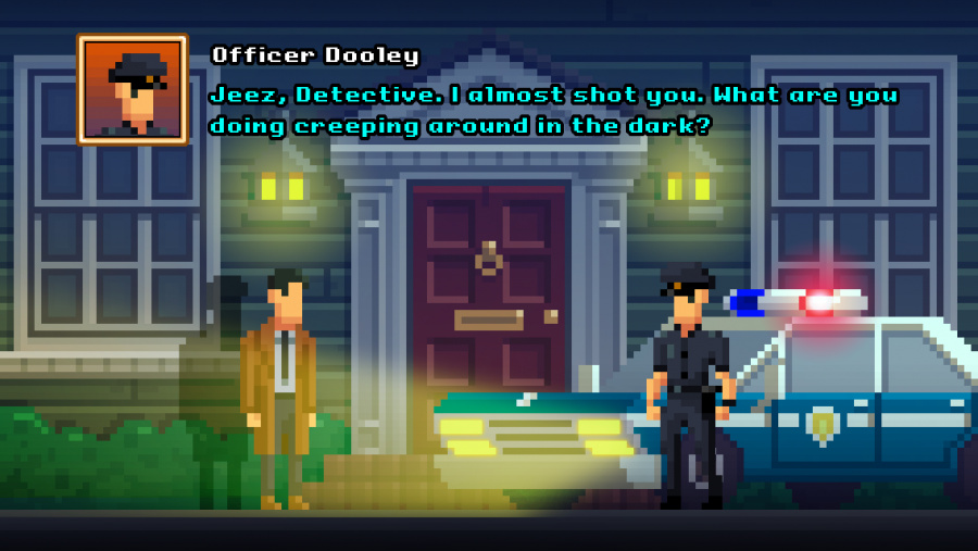 The Darkside Detective Review - Screenshot 3 of 3