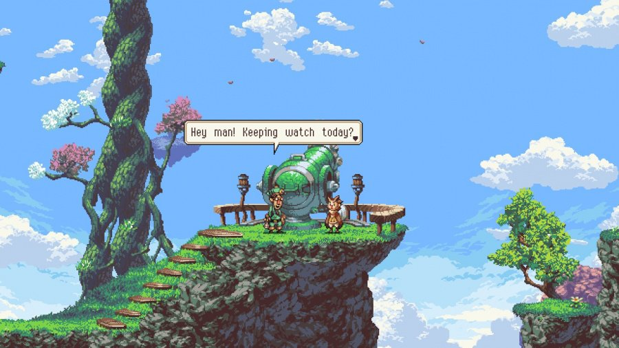 Owlboy Review - Screenshot 1 of 3