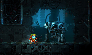 SteamWorld Dig 2 Review - Screenshot 1 of 6
