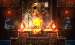 SteamWorld Dig 2 Review - Screenshot 2 of 5