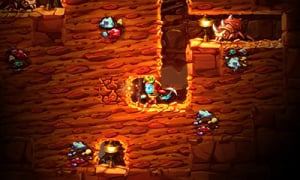 SteamWorld Dig 2 Review - Screenshot 4 of 6