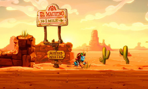 SteamWorld Dig 2 Review - Screenshot 2 of 6