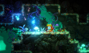 SteamWorld Dig 2 Review - Screenshot 3 of 6