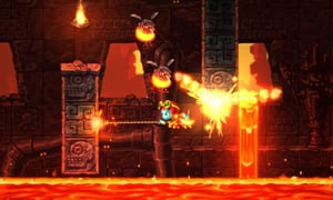 SteamWorld Dig 2 Review - Screenshot 5 of 6