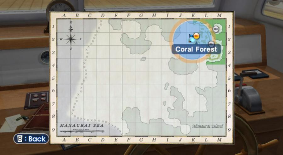 Endless Ocean Review - Screenshot 2 of 3