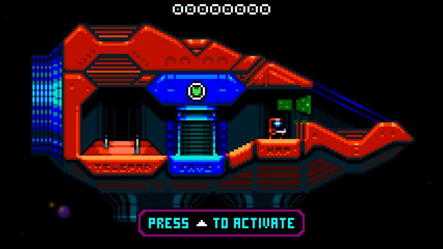 Xeodrifter Review - Screenshot 1 of 3