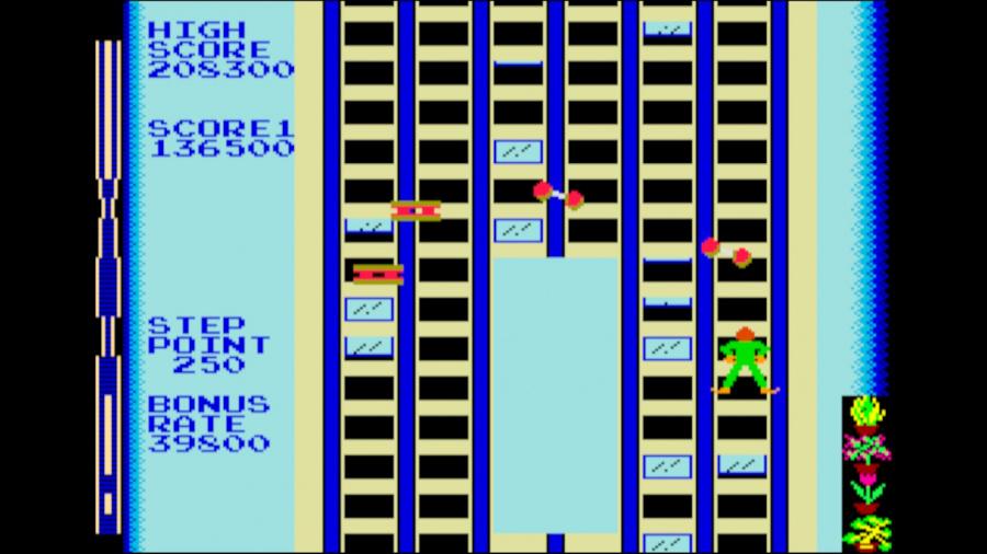 Arcade Archives Crazy Climber Review - Screenshot 4 of 4