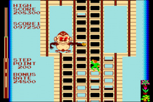 Arcade Archives Crazy Climber Screenshot