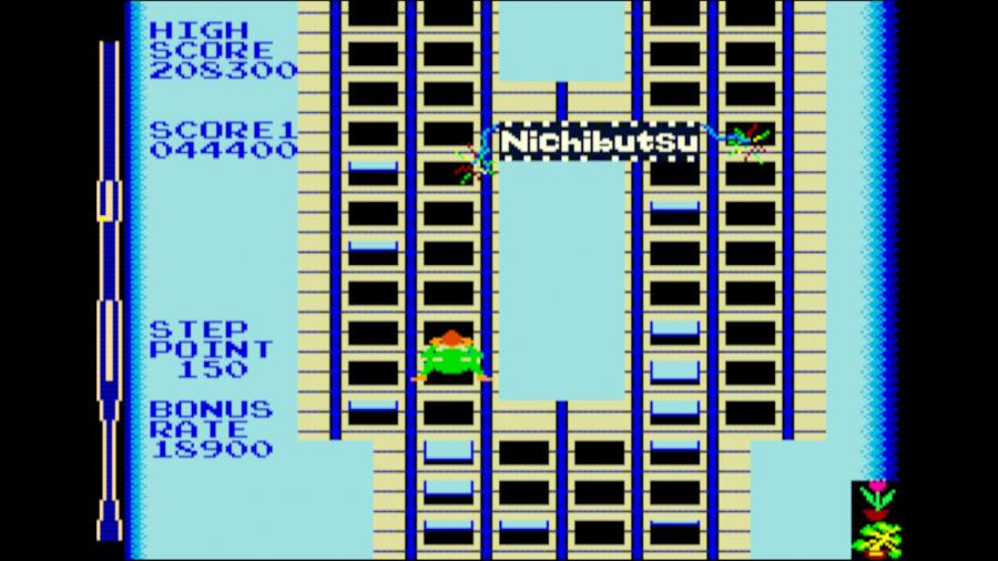 Arcade Archives Crazy Climber Review - Screenshot 1 of 4