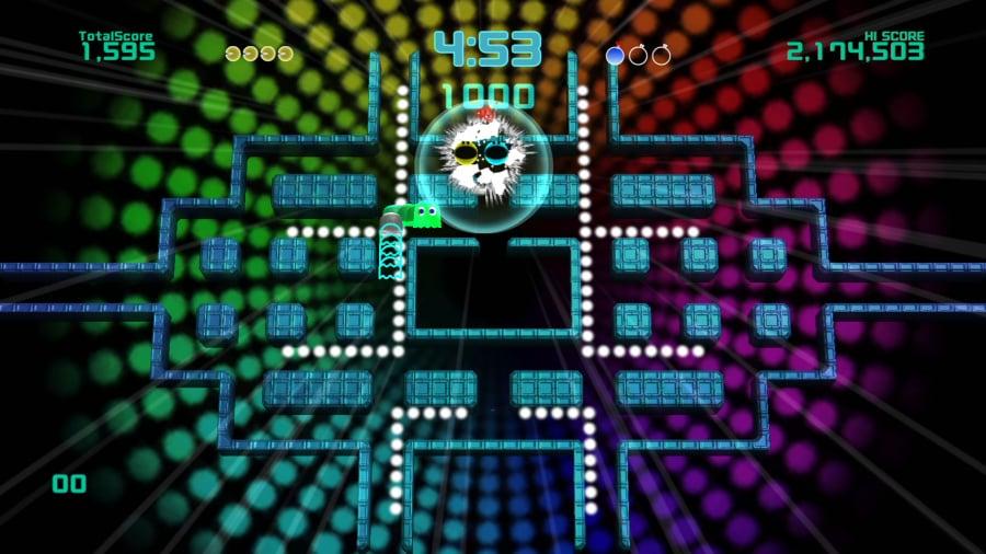 Pac-Man Championship Edition 2 Plus Review - Screenshot 5 of 7