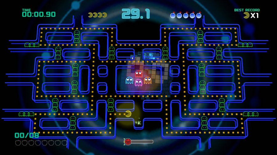 Pac-Man Championship Edition 2 Plus Review - Screenshot 5 of 7