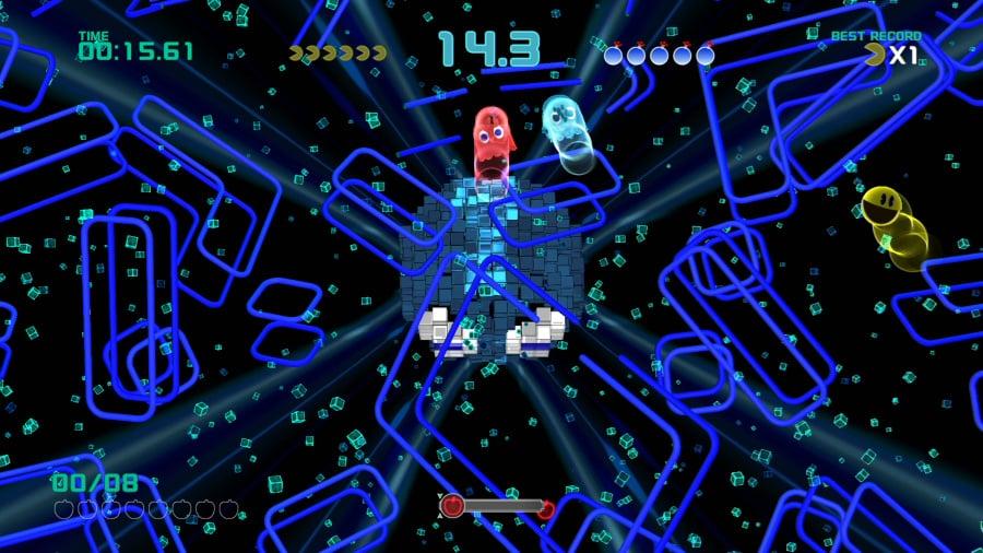 Pac-Man Championship Edition 2 Plus Review - Screenshot 3 of 7