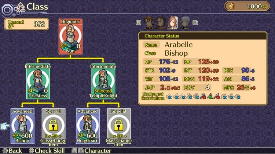 Mercenaries Saga Chronicles Review - Screenshot 3 of 4