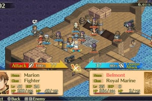 Mercenaries Saga Chronicles Screenshot