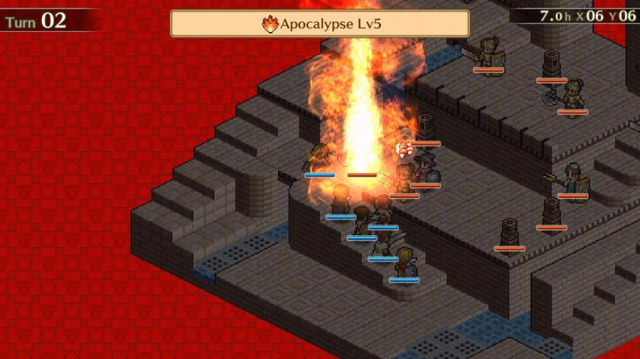 Mercenaries Saga Chronicles Review - Screenshot 1 of 4